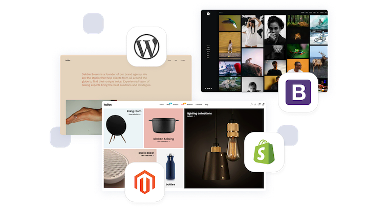 ThemeForest: Professional WordPress Themes & Website Templates for any project